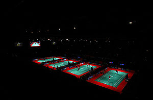 BWF World Badminton Championships 2014