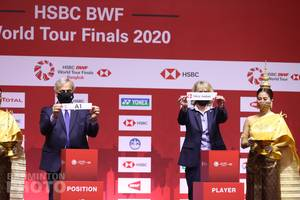 BWF melakukan undian World Tour Finals 2020 Bangkok, Selasa (26/1). (Copyright: Badmintonphoto | Courtesy of BWF)