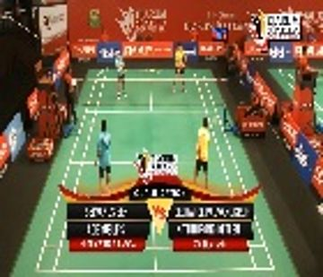 Day 2 | Djarum Superliga Badminton 2014