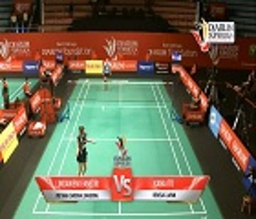 Day 6 | Djarum Superliga Badminton 2014