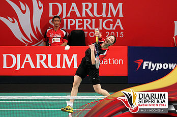 H2 | Djarum Superliga Badminton 2015