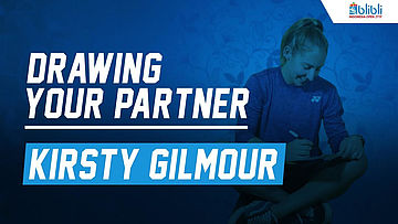 Drawing Your Partner with Kirsty Gilmour