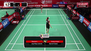 Day 6 | Djarum Superliga Badminton 2015