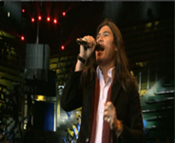 Virzha Idol at BCA Indonesia Open Super Series Premier 2014
