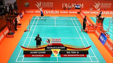 Day 3 | Djarum Superliga Badminton 2013