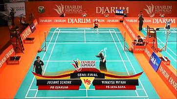 Day 5 | Djarum Superliga Badminton 2013