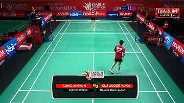 Day 7 | Djarum Superliga Badminton 2015